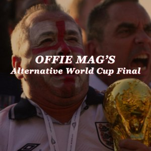 Alternative World Cup final