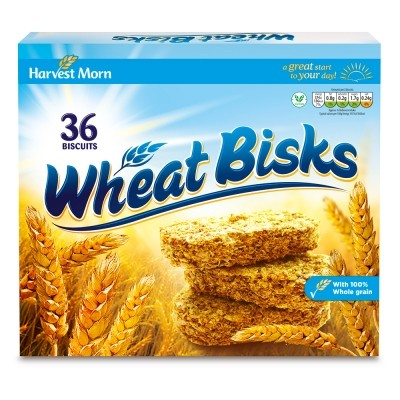 wheat bisks