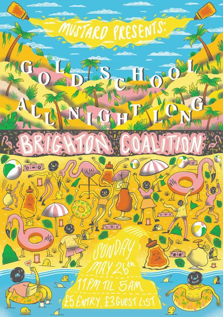 Gold School brighton