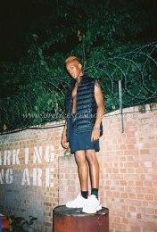 Black Josh Sports Banger Fashion Week 1