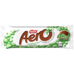 Verb T loves Mint Aero