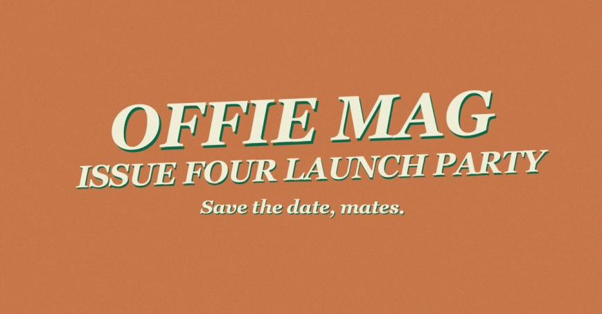 Offie Mag Issue Four Launch Party .jpg