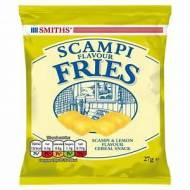 Scampi Crisps nuphzed