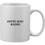 Offie Mag Radio Mug