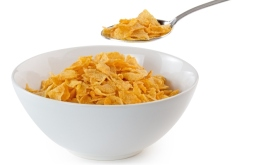 cornflakes no milk