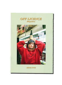OFFIE MAG ISSUE FIVE CHLOBOCOP